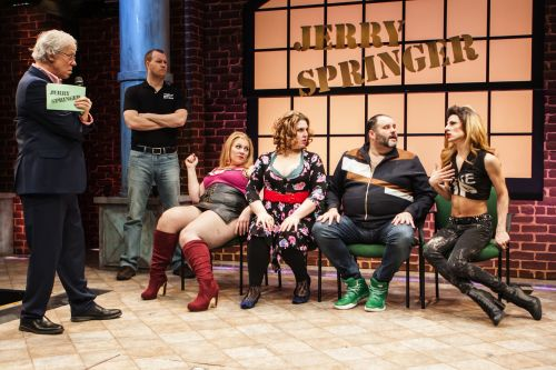 Someone turned 'Jerry Springer' into an opera