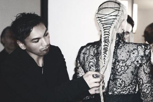 Celebrity Stylist Frederic Aspiras Dishes on Lady Gaga's Top Looks