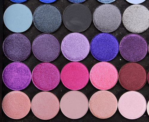 Sydney Grace Eyeshadow Swatches - Purples & Plums