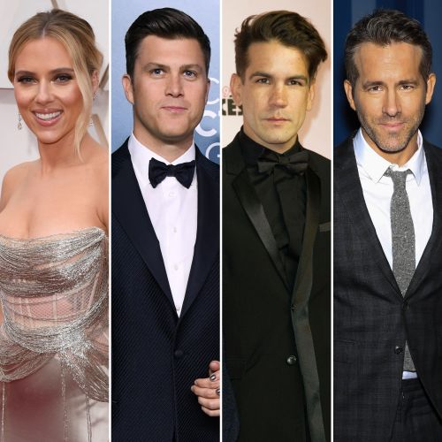 Scarlett Johansson's Engagement Rings From Colin Jost, Romain Dauriac and Ryan Reynolds Compared