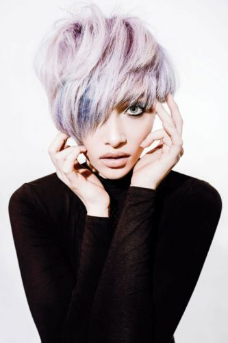 Jason Hall Explores the New Colorful Hair Range from L'Oréal Professionel