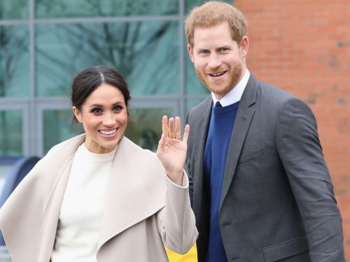 This Never-Before-Seen Photo From Meghan Markle's Wedding Is Beyond Cute