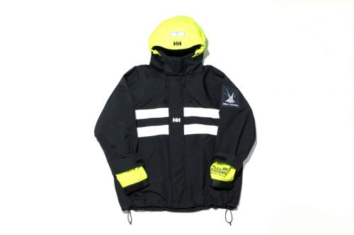 FULL-BK Taps Helly Hansen for Exclusive Jacket and Caps