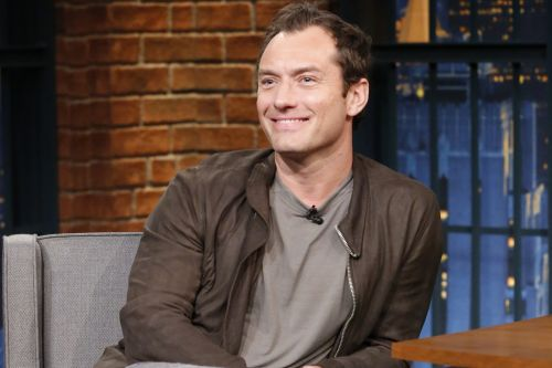 Jude Law in talks to play male lead in 'Captain Marvel'