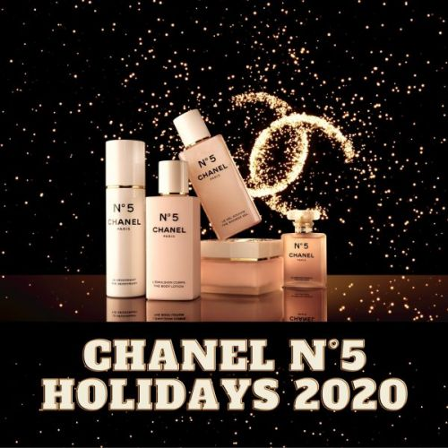 CHANEL N°5 Holidays 2020