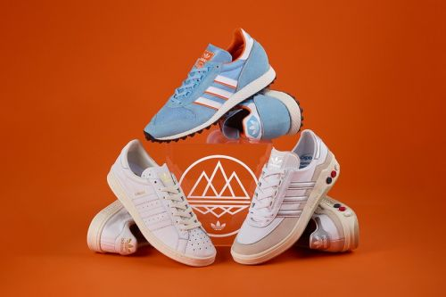 Adidas Spezial Returns With Second SS19 Capsule