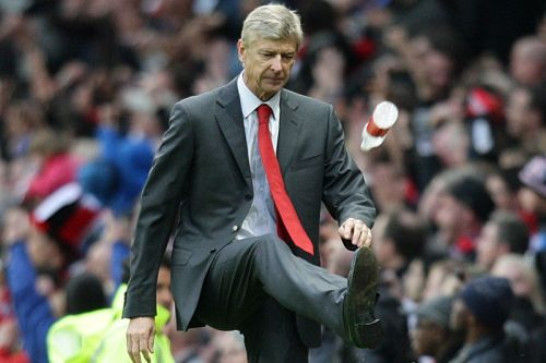 Arsène Wenger Announces He Will Step Down as Arsenal Manager at the End of the Season