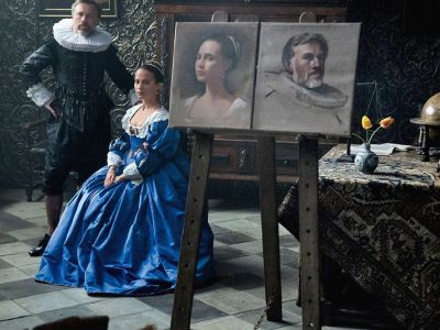 Tulip Fever Trailer Is Reportedly Too Risqué For TV