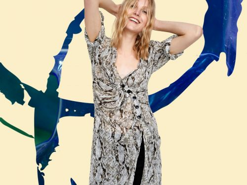 This Summer, Add Snakeskin To Your Print Collection