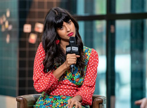 Hey Jameela Jamil, Your 2014 Feminism Is Showing