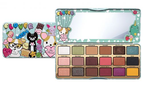 Too Faced Clover Eyeshadow Palette Now Available