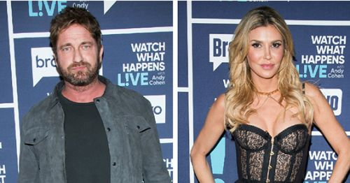 Brandi Glanville Slams Gerard Butler After He Laughed About Their Hookup
