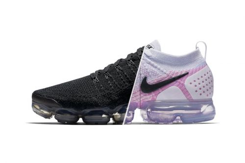 """Nike's Air VaporMax 2.0 To Release in """"Black/White"""" & """"Hydrogen Blue"""" Colorways"""