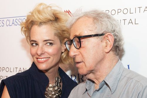 Why Parker Posey actually likes working with Woody Allen
