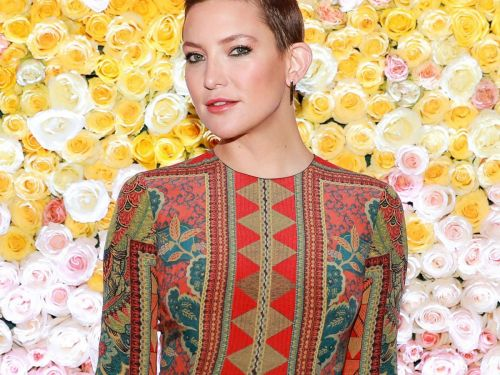 Kate Hudson Found Her Doppelgänger In One Unlikely Star