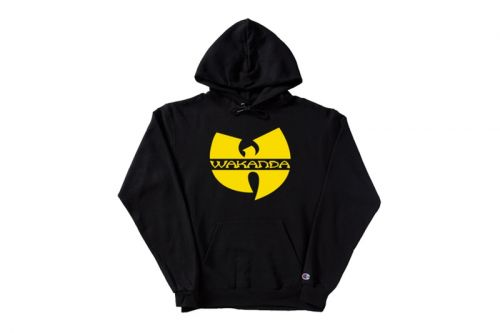 Wakanda Merch Hits the Market