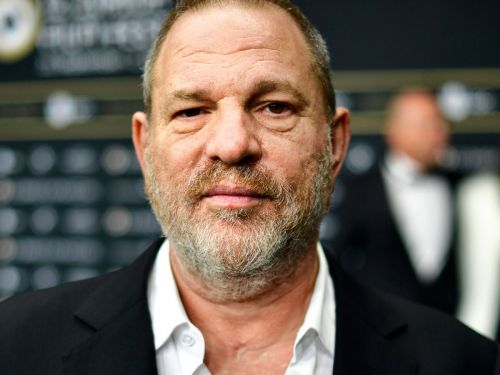 Harvey Weinstein Is Reportedly Shopping A Documentary About Himself