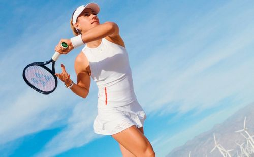 Stella McCartney and Adidas team up for Wimbledon collection
