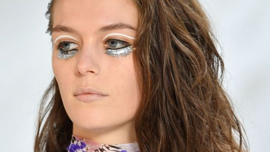 Giambattista Valli Just Made Foil Eyelashes a Thing, and They're Absolutely Beautiful