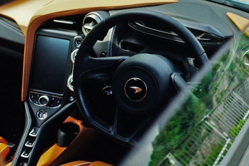 McLaren Is Developing a Two-Seat Open-Cockpit Hypercar