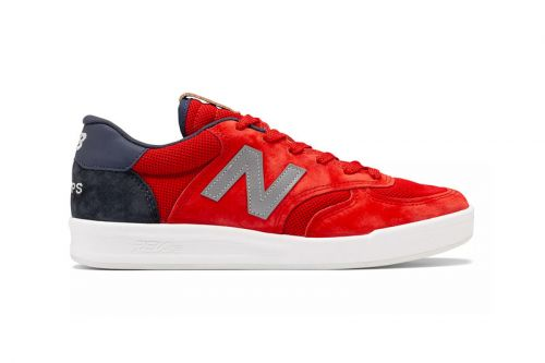 New Balance Celebrates Red Sox World Series Win With New 300 Colorway