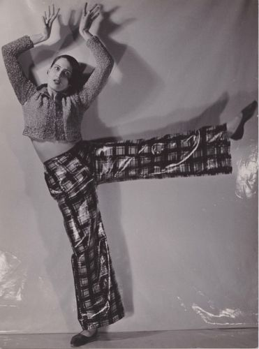Inside the Private Diary of an Avant-Garde Dancer