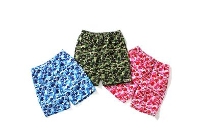 BAPE Is Releasing ABC Camo Beach Shorts in Time for Summer