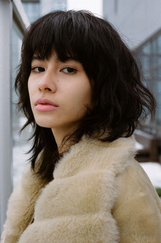 """""""I'm not really good with words so I express myself with my body"""" Get to know Japanese-Brazilian model Julia Abe"""