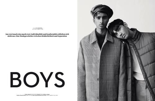 L'Officiel Hommes Germany