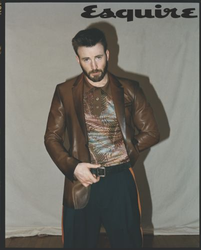 Chris Evans Covers Esquire, Discusses 'Defending Jacob'