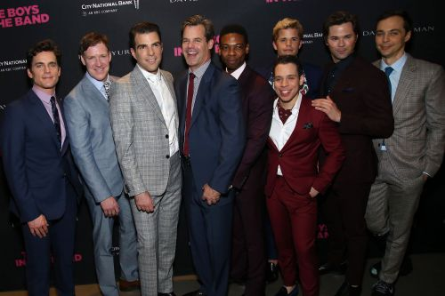 'Boys in the Band' is filming for Netflix, Ryan Murphy reveals