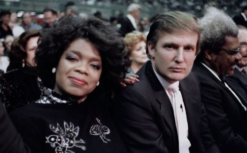 """Oprah Winfrey Admits She Was Confused AF When Donald Trump Called Her """"Very Insecure"""""""