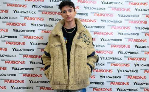 The 15-year-old designer taking on the streetwear world