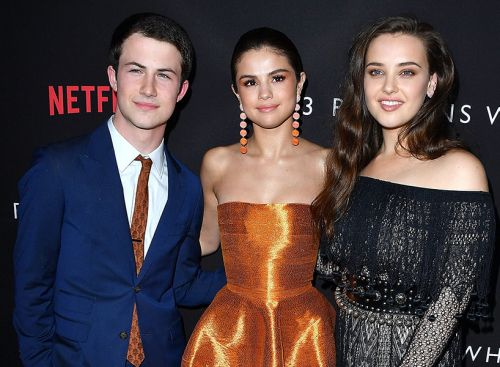 Selena Gomez's New 13 Reasons Why Wrap Party Pic Has Us Stoked For Season 2