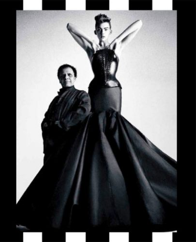 The King of Cling: Remembering designer Azzedine Alaïa