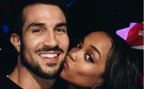 """Former 'Bachelorette' Rachel Lindsay Hints at a Baby """"Soon"""" With Bryan Abasolo!"""