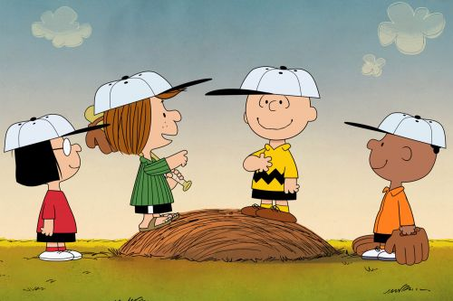 How Charles Schulz created his iconic 'Peanuts' characters