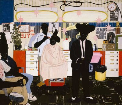 Kerry James Marshall on Trump and Racial Stereotypes
