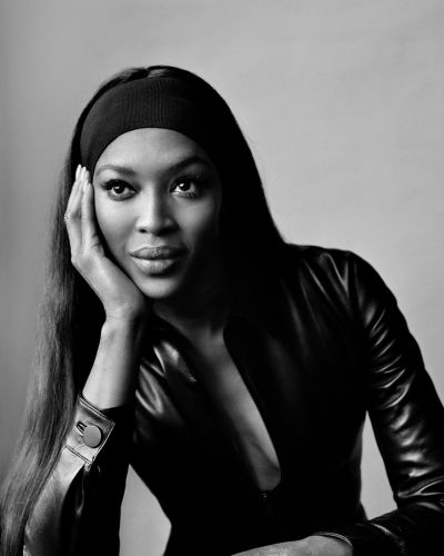 Naomi Campbell is being recognised as the fashion icon she is