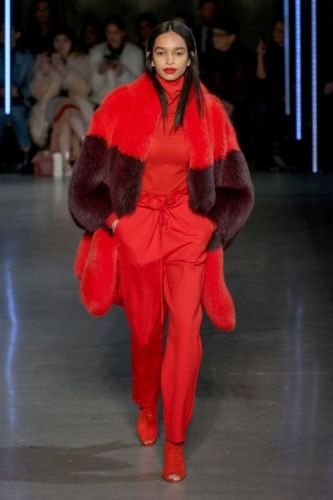Killer Looks From The New York Fashion Week Fall 2018 Runways