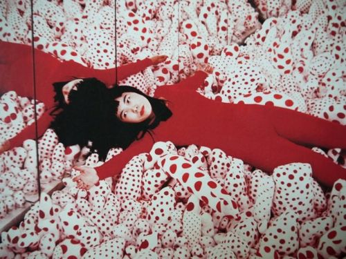 Yayoi Kusama is debuting a brand new Infinity Room