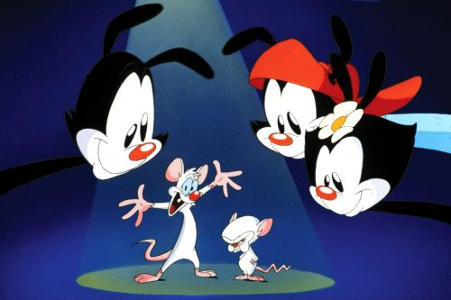 'Pinky and the Brain' are taking over New York City