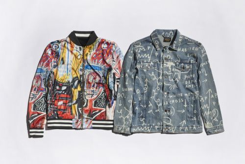 Diamond Supply Co. Celebrates 20th Anniversary With Basquiat Collection