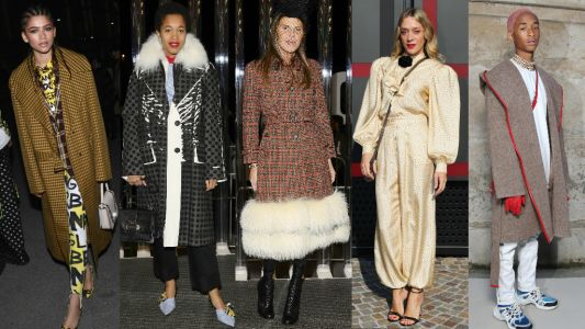 The Best-Dressed Front Row-ers From the Fall 2018 Shows