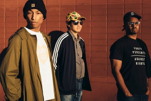 Pharrell and N.E.R.D to Perform at NBA All-Star Game, Fergie to Sing National Anthem