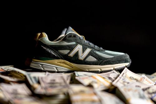YCMC Joins New Balance for a $100 Bill Inspired 990v4