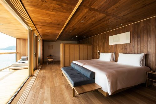 This Luxury 19-room Cruise Ship is Now Open in Seto Inland Sea