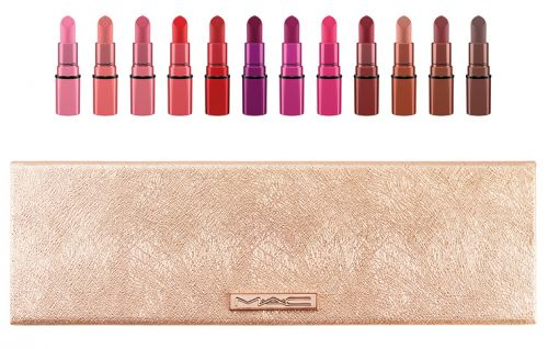 MAC Snow Ball / So Obsessed Mini Lipstick Set Now Available