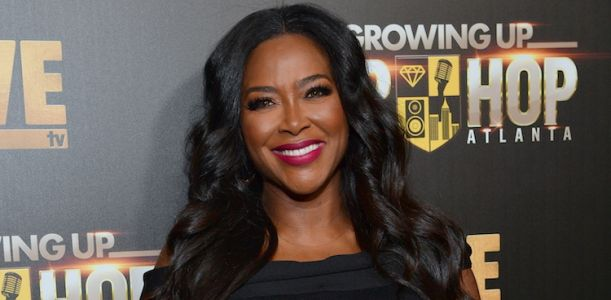 Kenya Moore Reportedly Got A Baby Gift From The IRS. A Tax Lien!