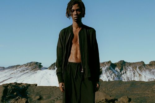 JULIUS' SS20 Collection Is a Reflection of the Relationship Between Humans & Nature